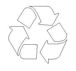 recycled logo